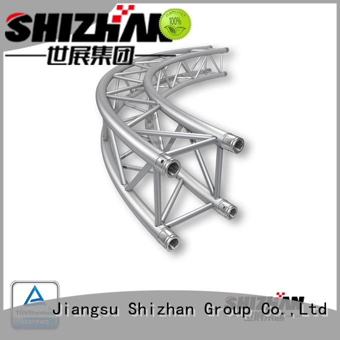 Shizhan metal roof trusses solution expert for event
