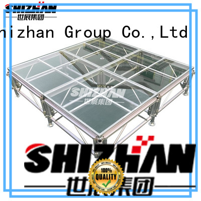 Shizhan modern truss stage factory for event