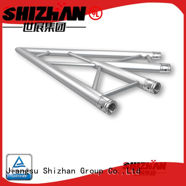 Shizhan aluminum truss solution expert for importer