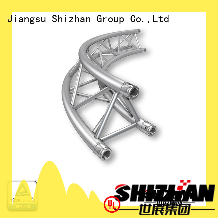 Shizhan custom aluminium truss system stage awarded supplier for wholesale
