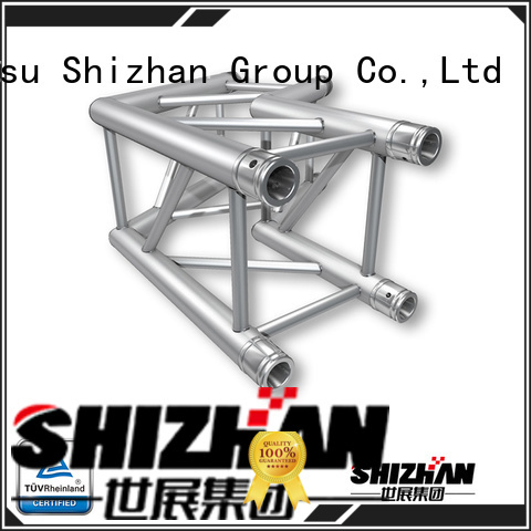 Shizhan professional stage lighting truss awarded supplier for importer