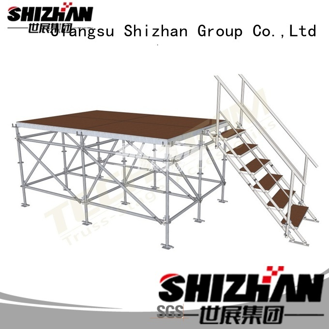 Shizhan truss stage trader for sale