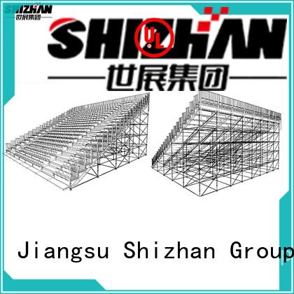 Shizhan new outdoor bleachers quick transaction for sports