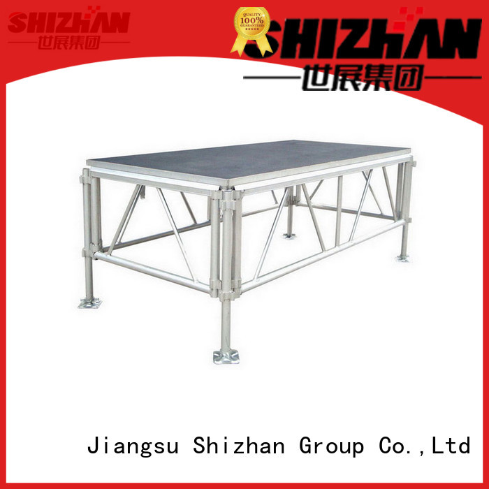 buy portable stage for event Shizhan