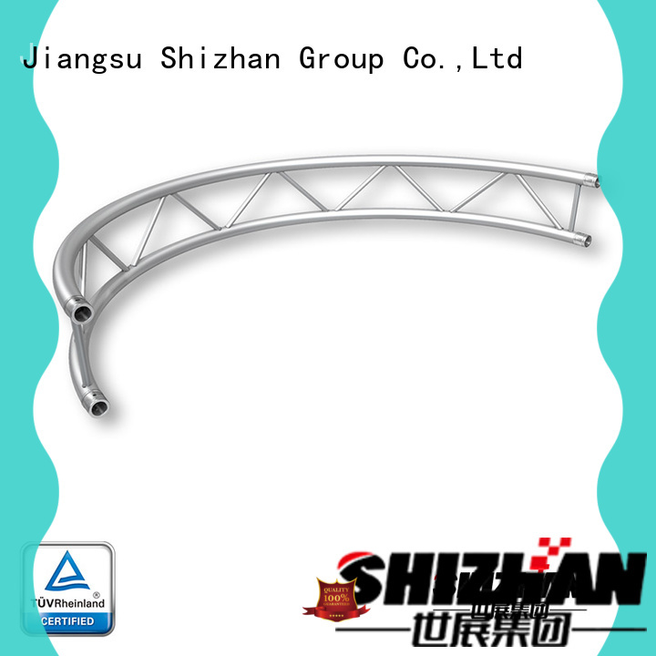 Shizhan custom exhibit and display truss factory for event