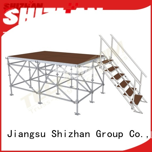 Shizhan modern mobile stage trader for party
