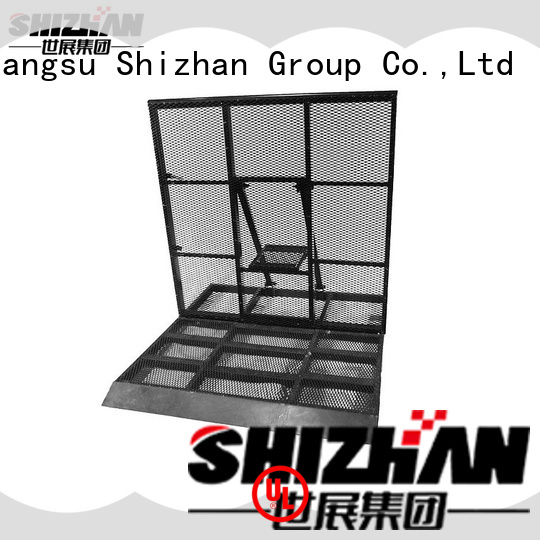 Shizhan TUV certified safety barricade supplier for sporting events