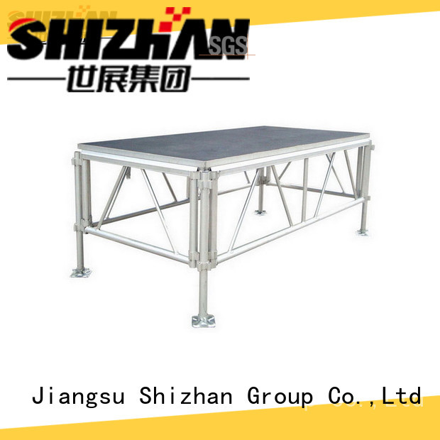 ISO9001 certified festival stage factory for event