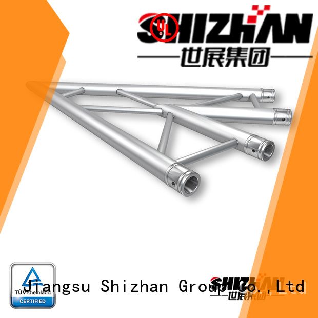 Shizhan affordable aluminium tri truss awarded supplier for importer