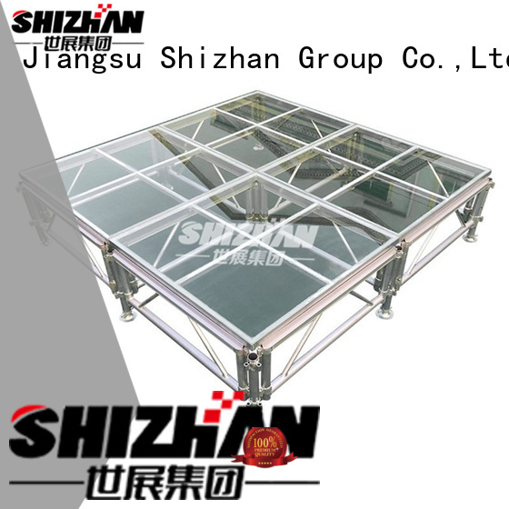 Shizhan modern truss stage trader for sale