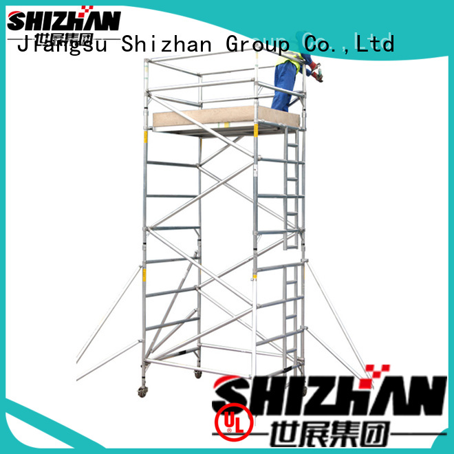 Shizhan interior scaffolding solution expert for house building