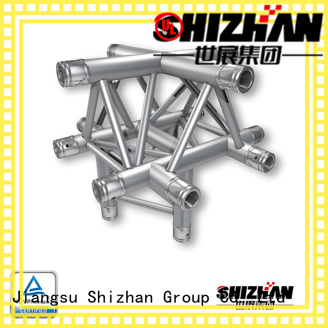 Shizhan affordable exhibit and display truss factory for event