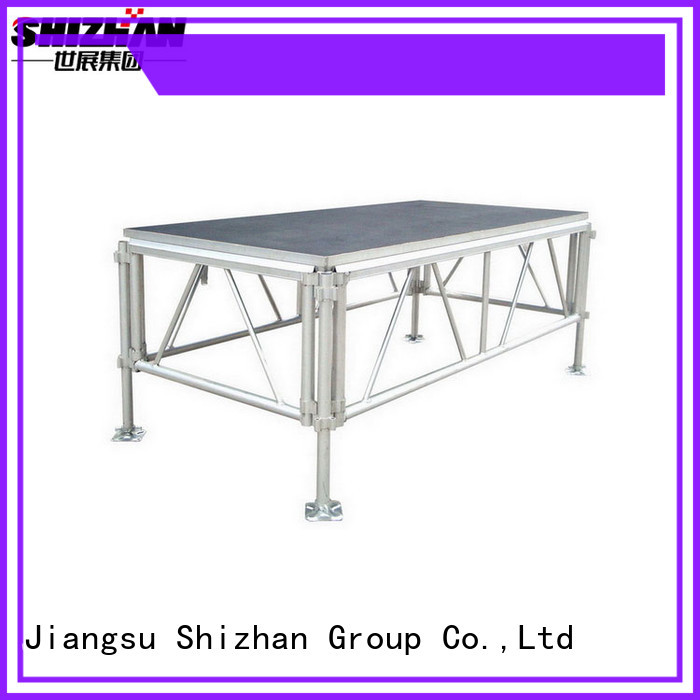 Shizhan modular stage platform factory for sale