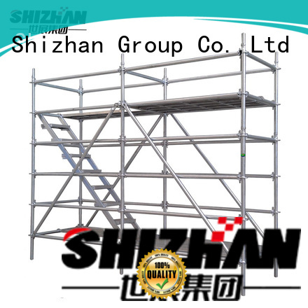 ISO9001 certified stage scaffolding wholesaler trader for importer