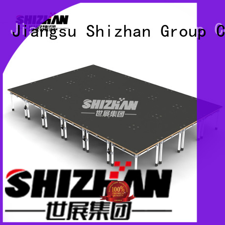 Shizhan 100% quality festival stage trader for party