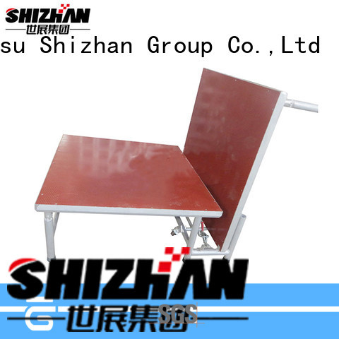 Shizhan 100% quality aluminum stage manufacturer for sale