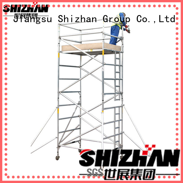 Shizhan professional ringlock scaffolding wholesaler trader for house building