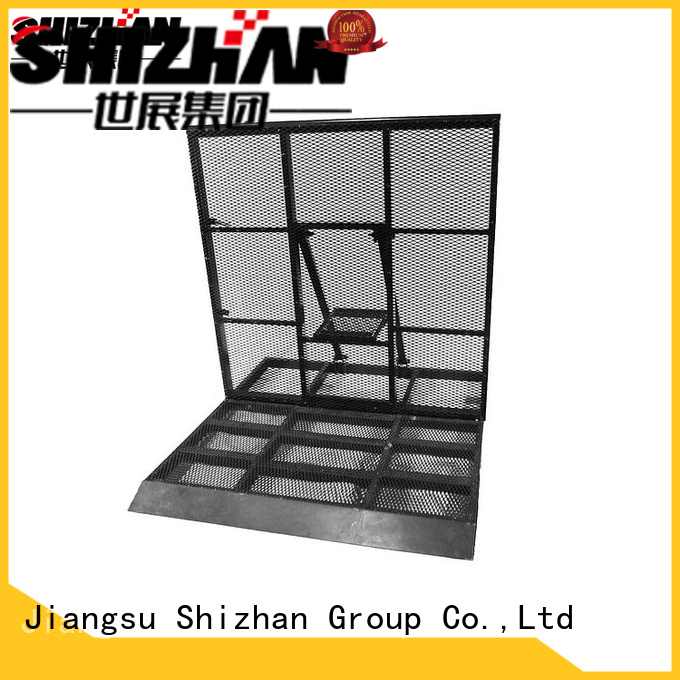 Shizhan crowd barriers chinese manufacturer for sporting events