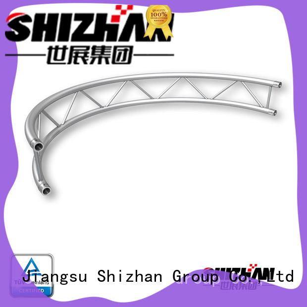 custom roof truss factory for event