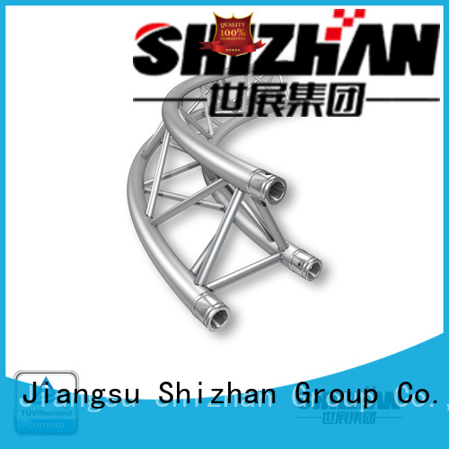 Shizhan aluminum stage truss awarded supplier for event