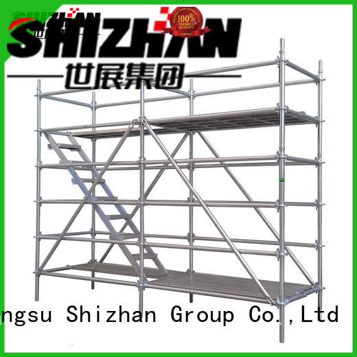 Shizhan construction scaffolding solution expert for construction