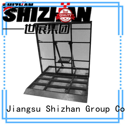 Shizhan TUV certified crash barrier chinese manufacturer for sporting events
