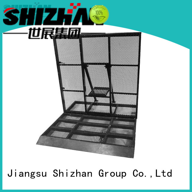 Shizhan custom crash barrier one-stop services for sporting events
