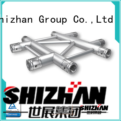 Shizhan affordable aluminum roof truss solution expert for importer