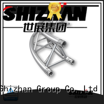 Shizhan truss roof system awarded supplier for importer