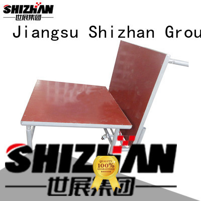 Shizhan folding stage manufacturer for event