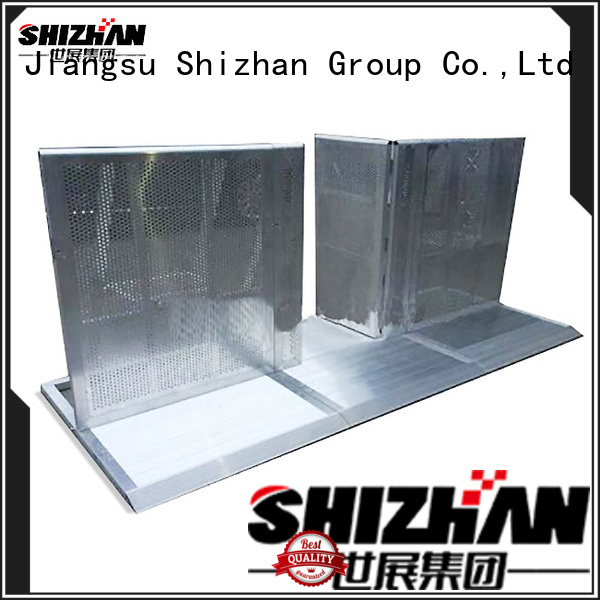 Shizhan concert barricade one-stop services for event
