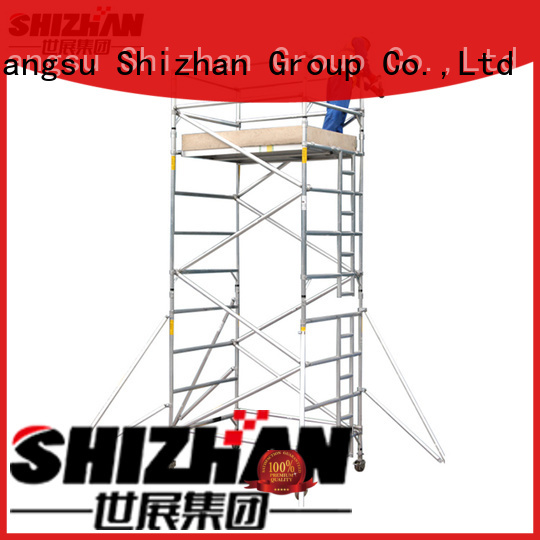 Shizhan 100% quality portable scaffolding wholesaler trader for importer