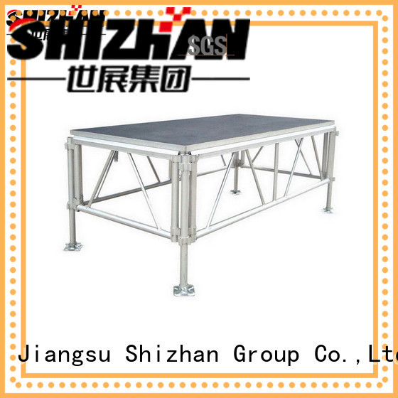 Shizhan 100% quality moveable stage factory for sale