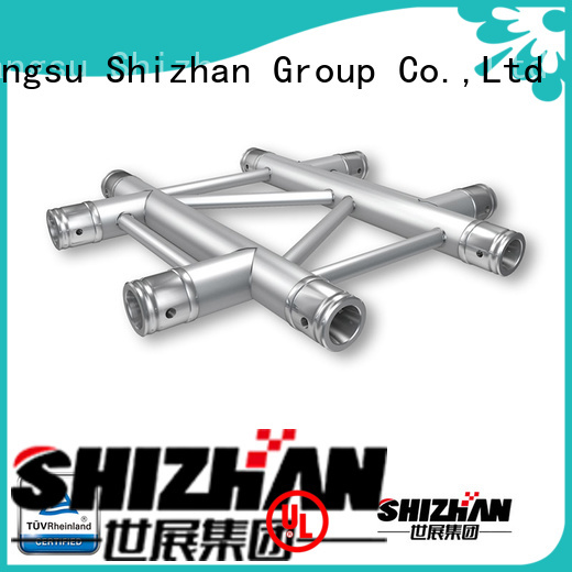 Shizhan custom stage truss solution expert for importer