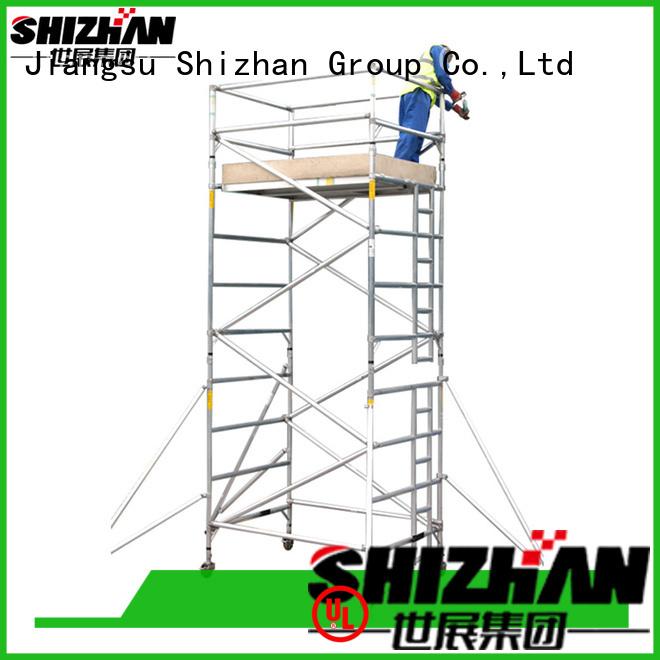 Shizhan ringlock scaffolding wholesaler trader for construction