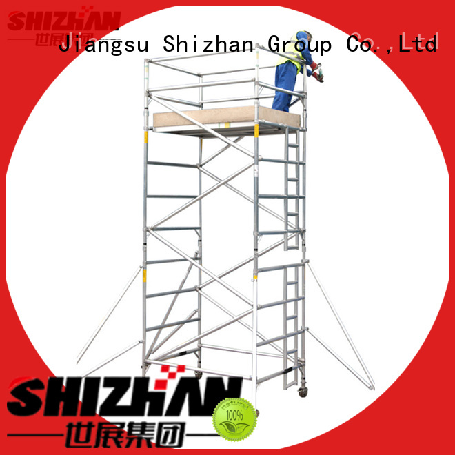 Shizhan stage scaffolding solution expert for importer