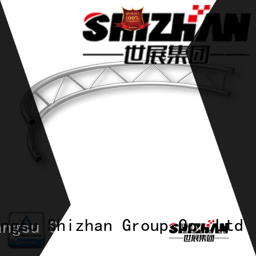 Shizhan truss de aluminio solution expert for importer