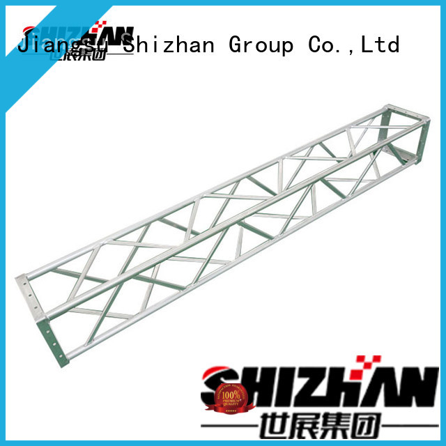 Shizhan professional aluminum roof truss solution expert for wholesale