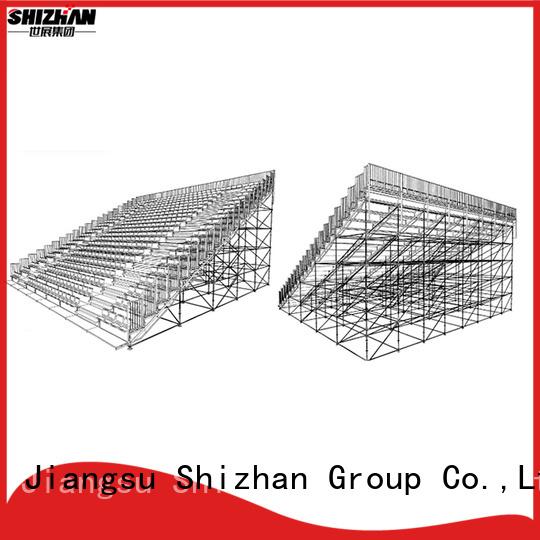 Shizhan hot recommended stadium bleachers bulk purchase for stadium