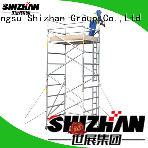Shizhan 100% quality steel scaffolding parts for construction