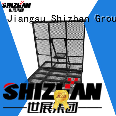 Shizhan TUV certified crowd barriers supplier for concert