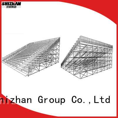 Shizhan metal bleacher quick transaction