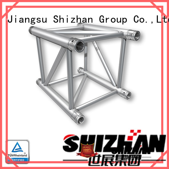 Shizhan custom aluminium stage truss awarded supplier for event