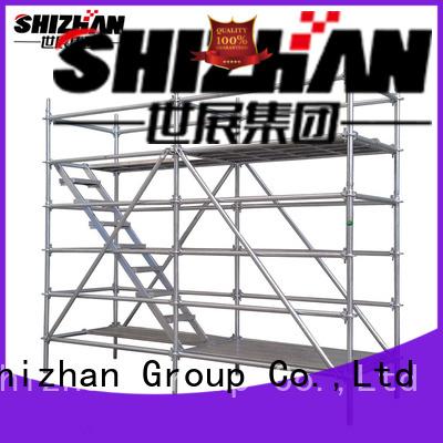 Shizhan h frame scaffolding exporter for importer