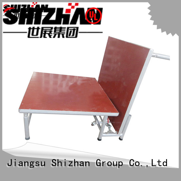 ISO9001 certified aluminum stage platform trader for party