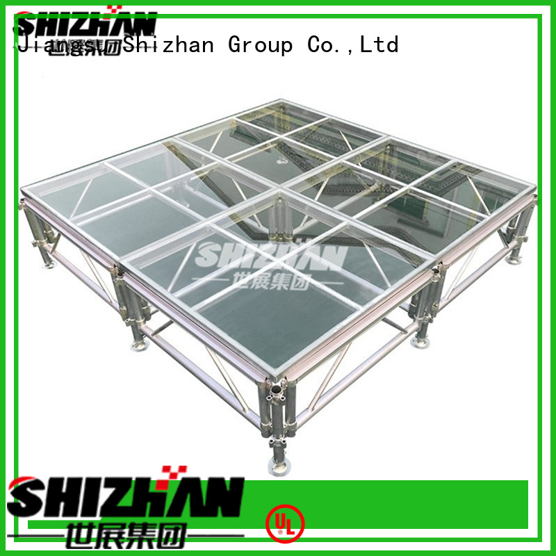 Shizhan performance stage factory for party