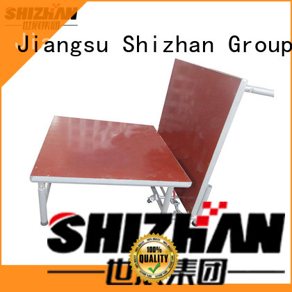 Shizhan foldable stage platform manufacturer for party