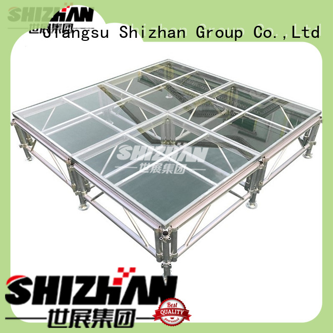 movable stage platform manufacturer for party Shizhan