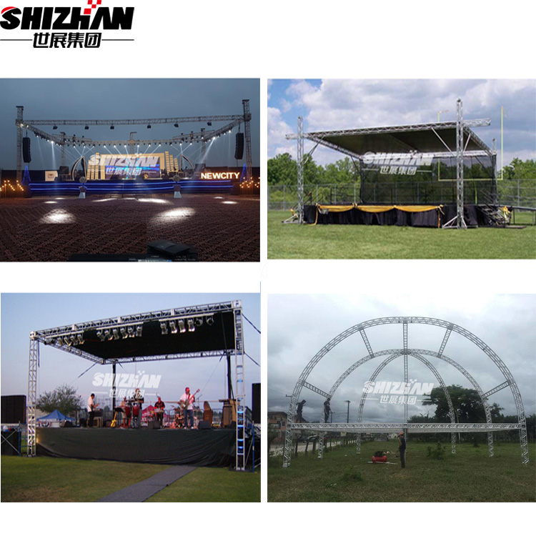Shizhan light truss stand factory for wholesale-7