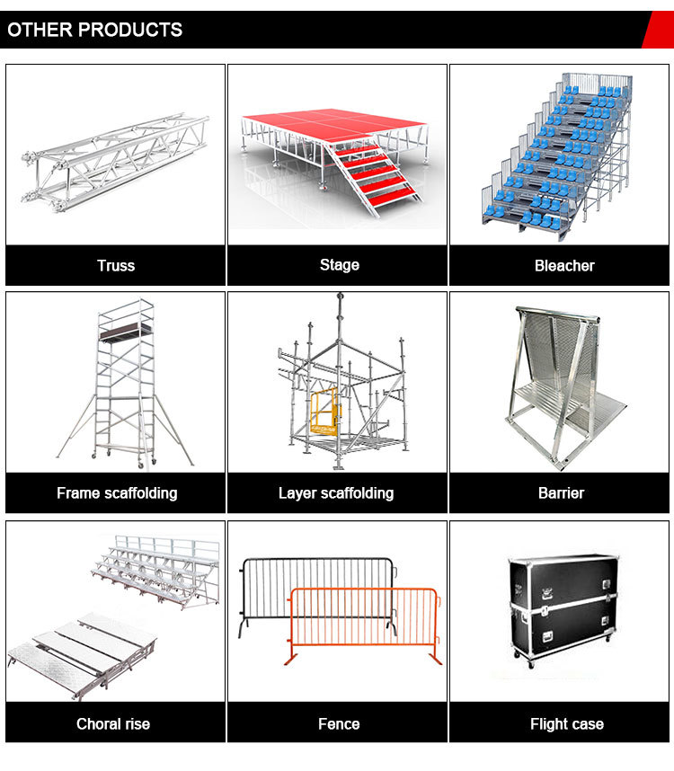Shizhan light truss stand factory for wholesale